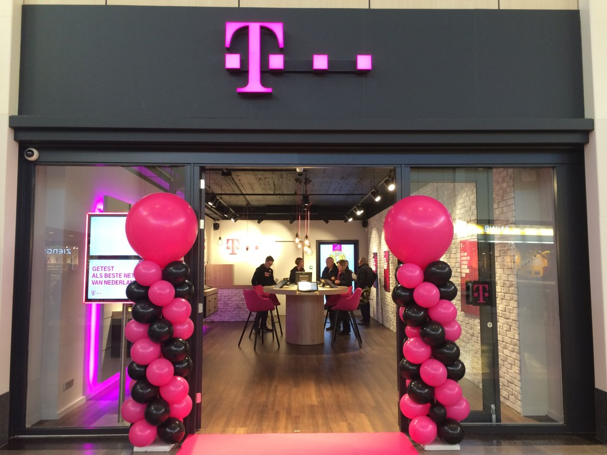 T Mobile Shop Etten Leur